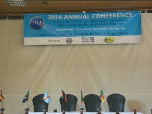 2017 ATER annual conference Southern Province- Muganga